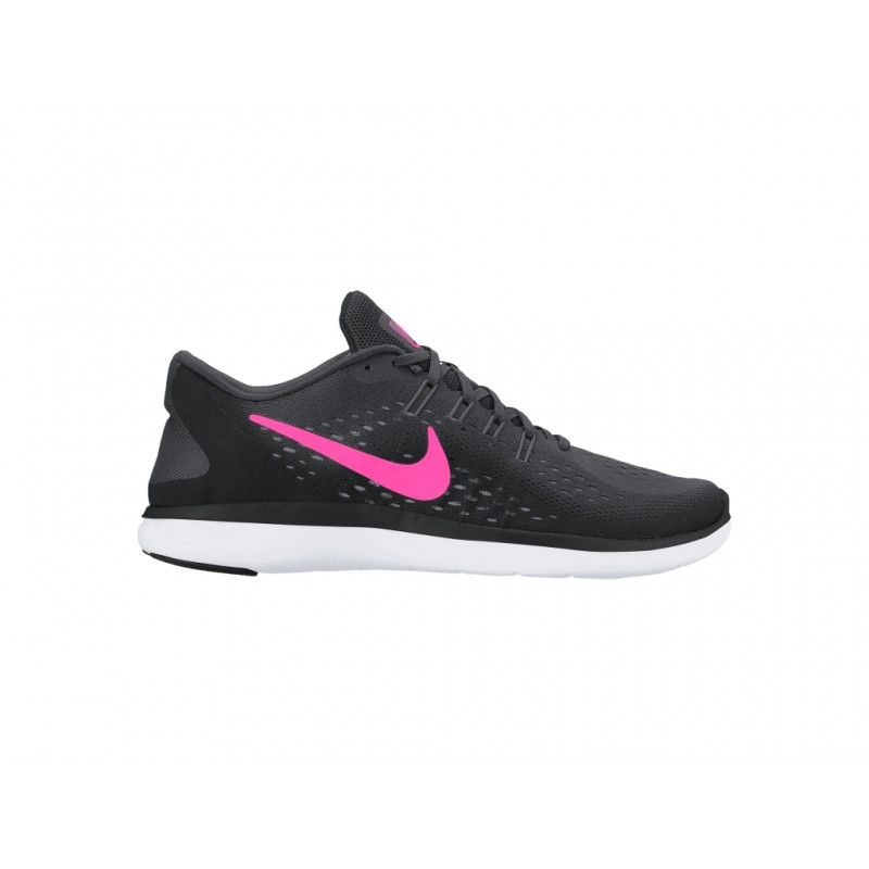 Nike Women's Flex 2017 RN 898476-006 Pink ,Grey