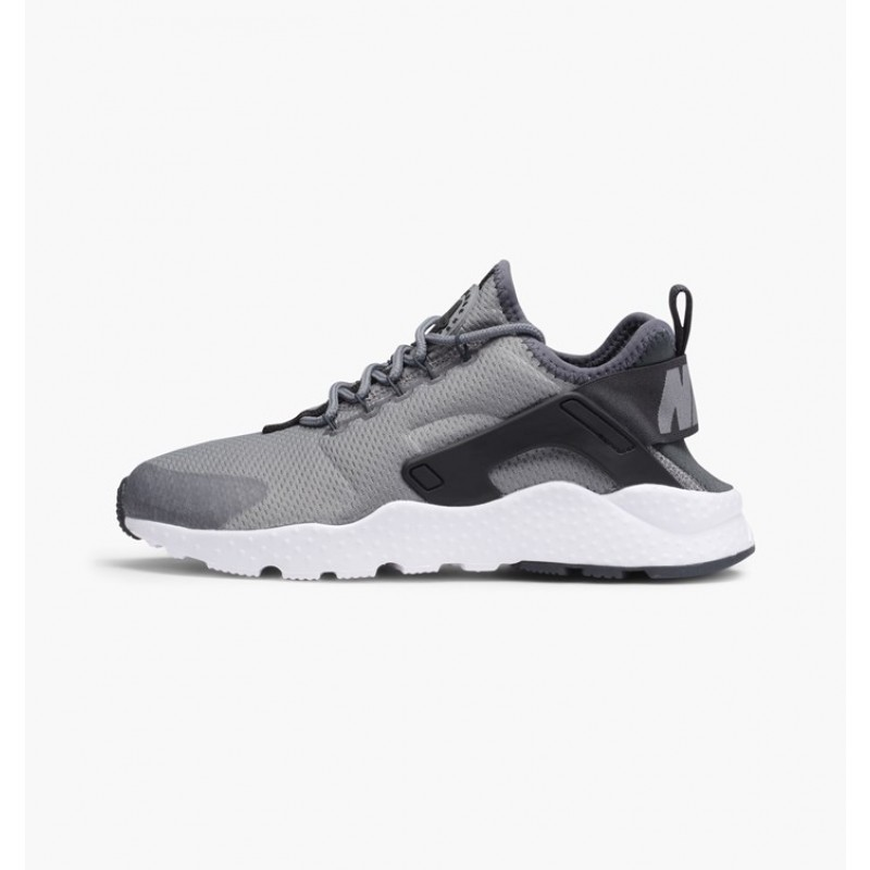 Nike Women's Air Huarache Run Ultra 819151-007 Grey ,White