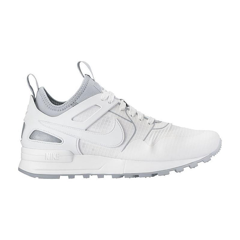 Nike Women's Air Pegasus 89 Tech SI 881180-100 White ,Grey ,Silver