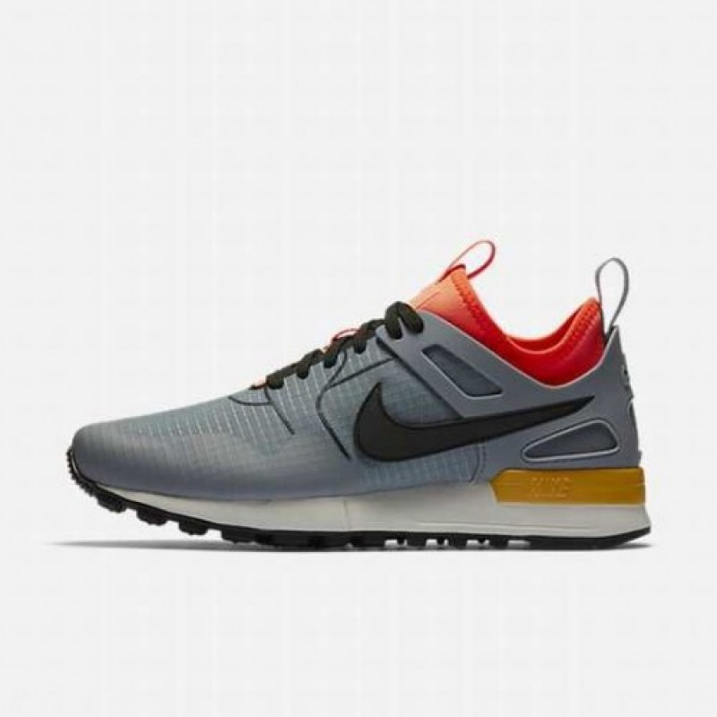 Nike Women's Air Pegasus 89 Tech SI 881180-001 Grey ,Black ,Gold