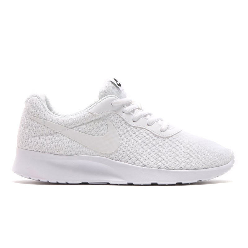Nike Women's Tanjun 812655-110 White ,Black