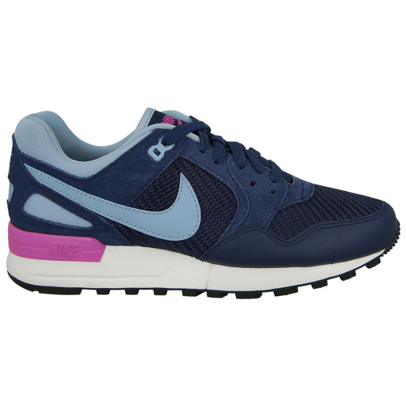 Nike Women's Air Pegasus 89 844888-402 Blue ,Grey ,White