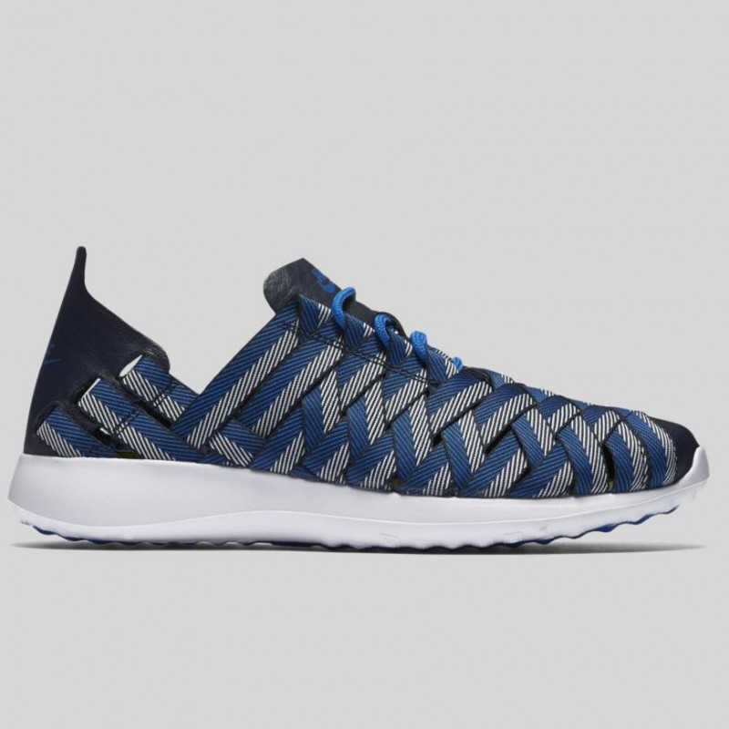 Nike Women's Juvenate Woven Premium 833825-401 Blue ,White