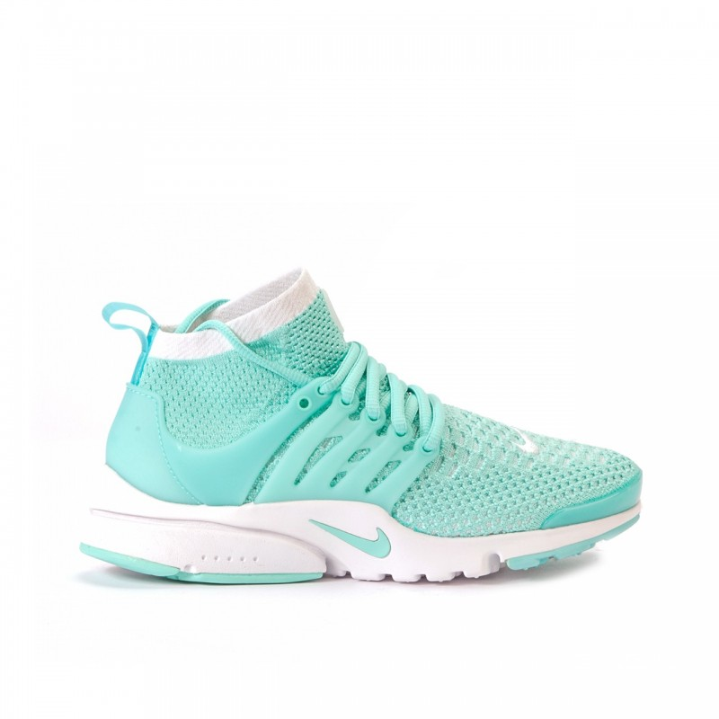 Nike Women's Air Presto Flyknit Ultra 835738-301 White