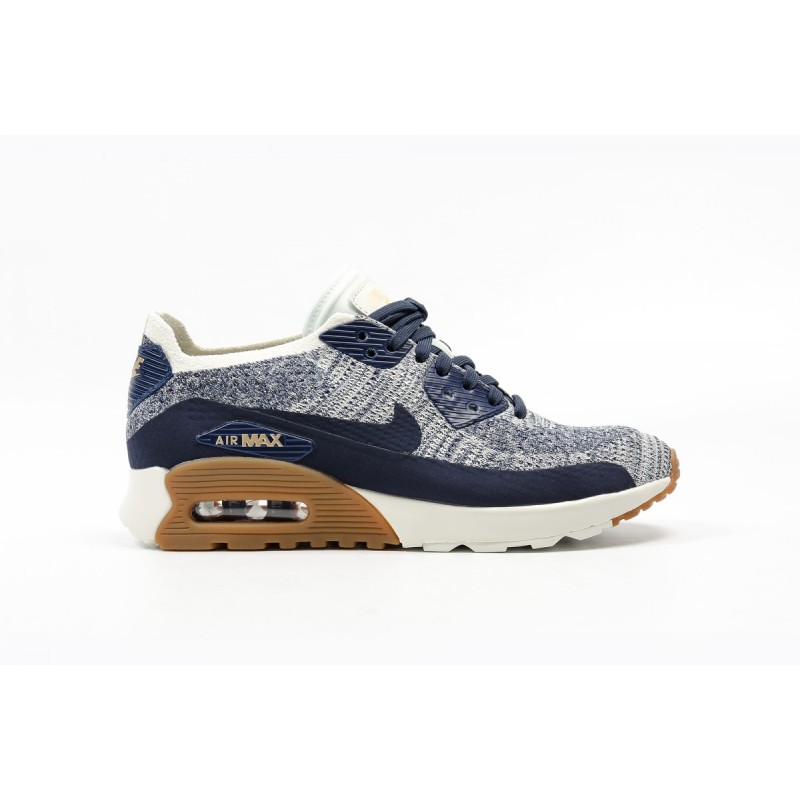 Nike Women's Air Max 90 Ultra 2.0 Flyknit 881109-400