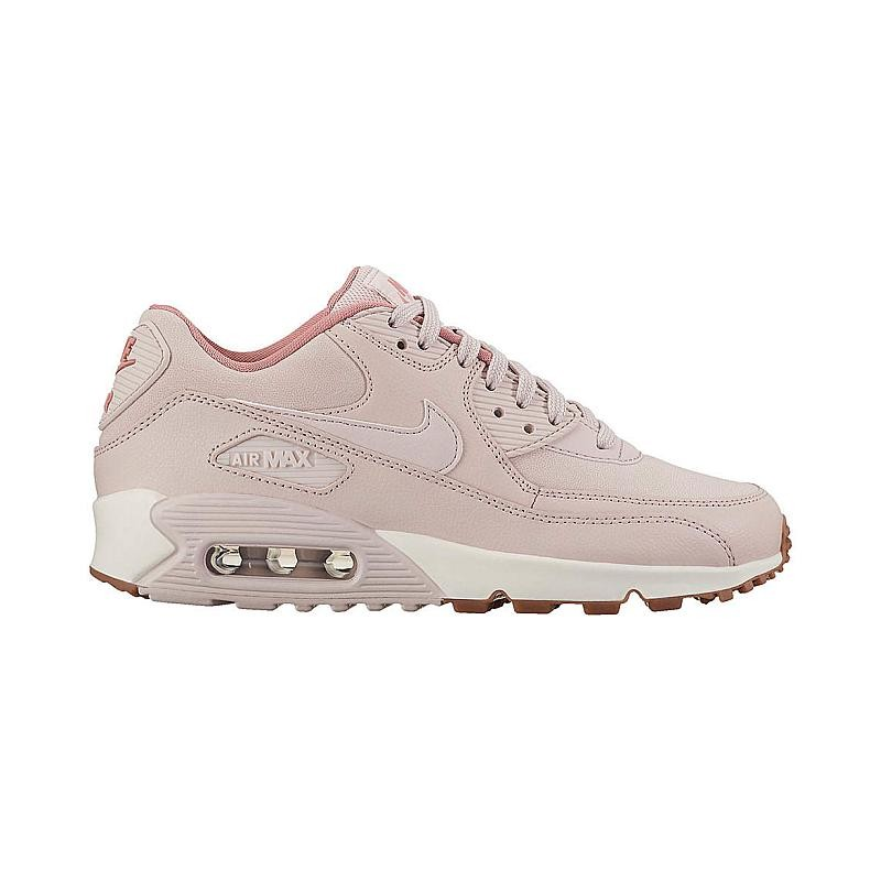 Nike Women's Air Max 90 Leather 921304-600 Red