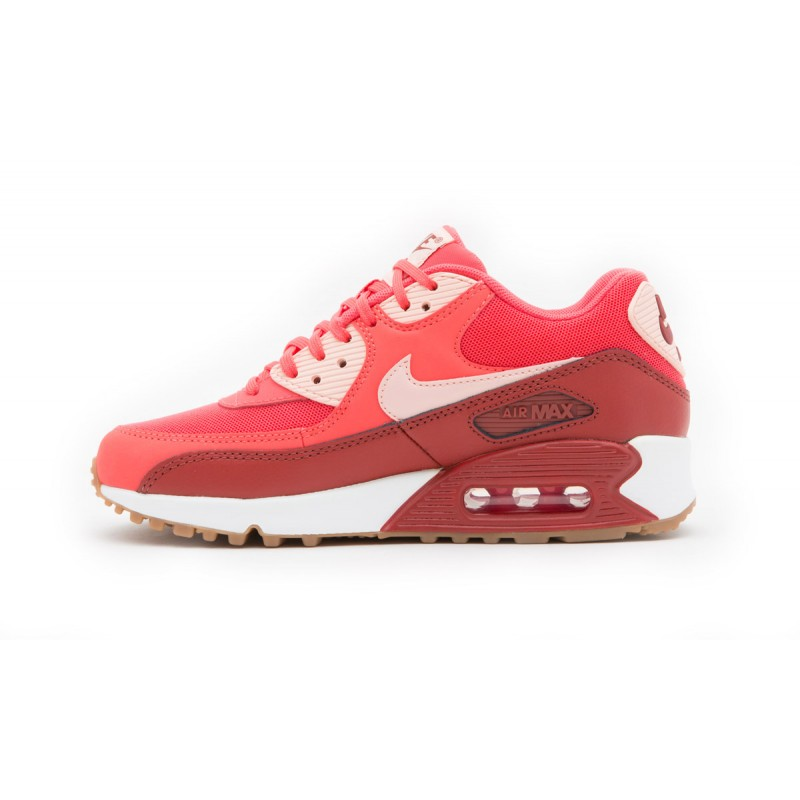 Nike Women's Air Max 90 Essential 616730-800 Orange