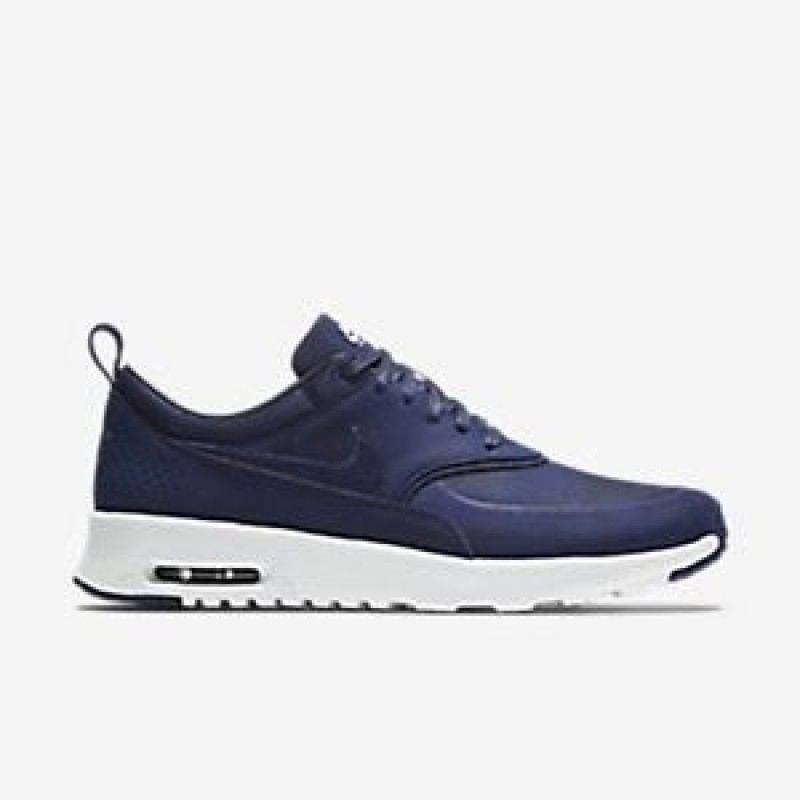 Nike Women's Air Max Thea Premium 616723-401 Blue ,White