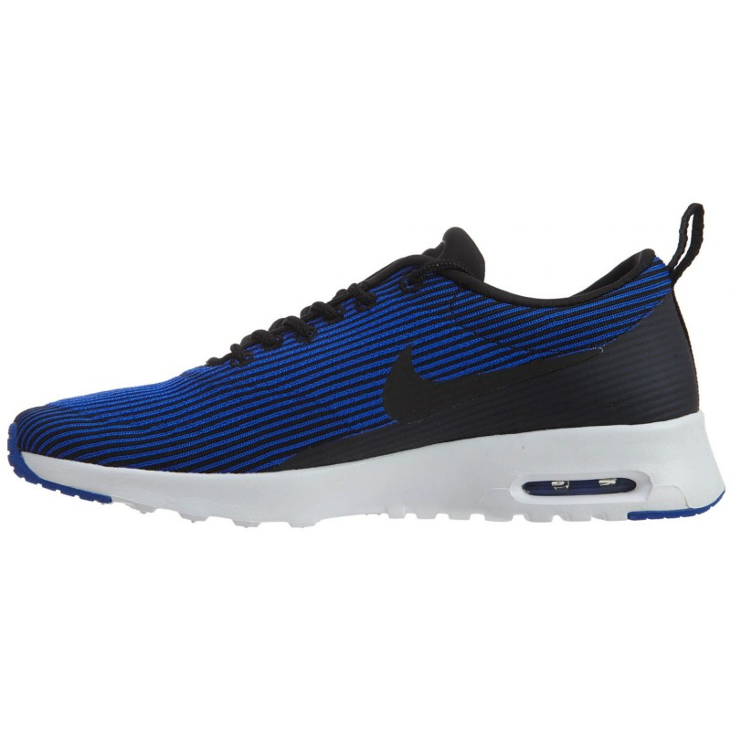 Nike Women's Air Max Thea Jacquard 718646-006 Black ,Blue ,White