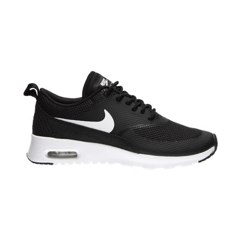 Nike Women's Air Max Thea 599409-020 Black ,White