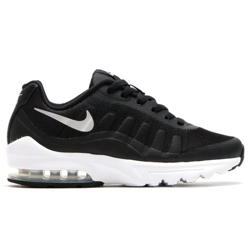 Nike Women's Air Max Invigor 749866-001 Black ,Silver ,White