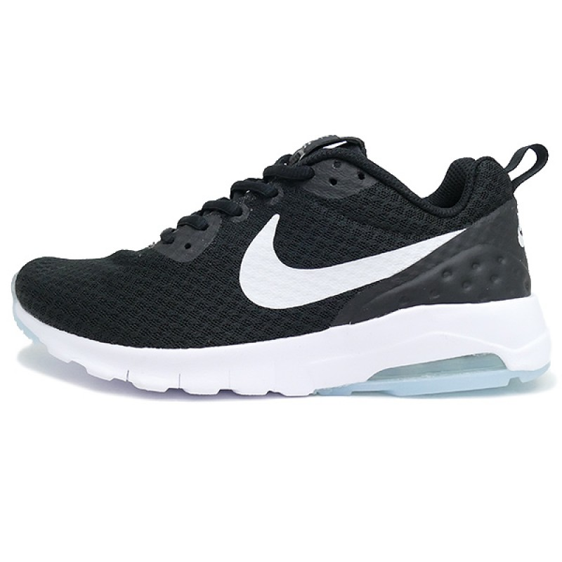 Nike Women's Air Max Motion LW 833662-011 Black ,White