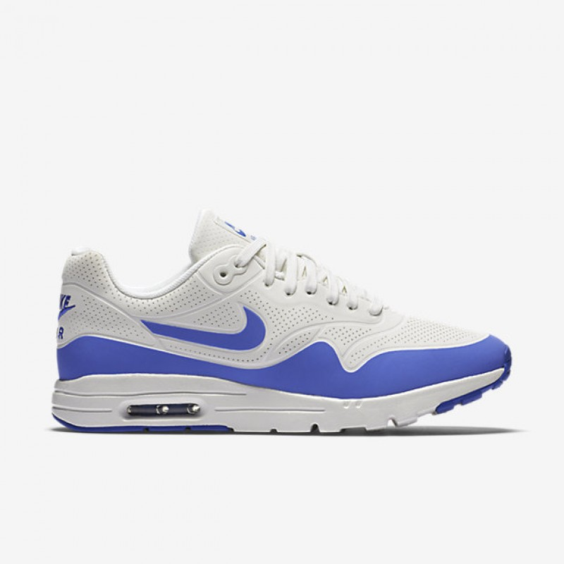 Nike Women's Air Max 1 Ultra Moire 704995-104 White
