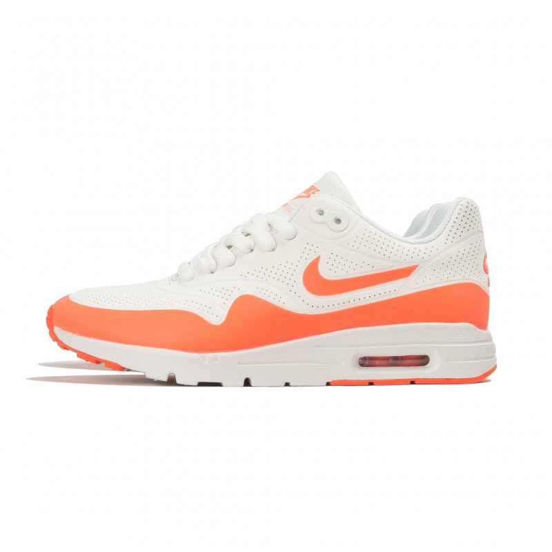 Nike Women's Air Max 1 Ultra Moire 704995-103 White