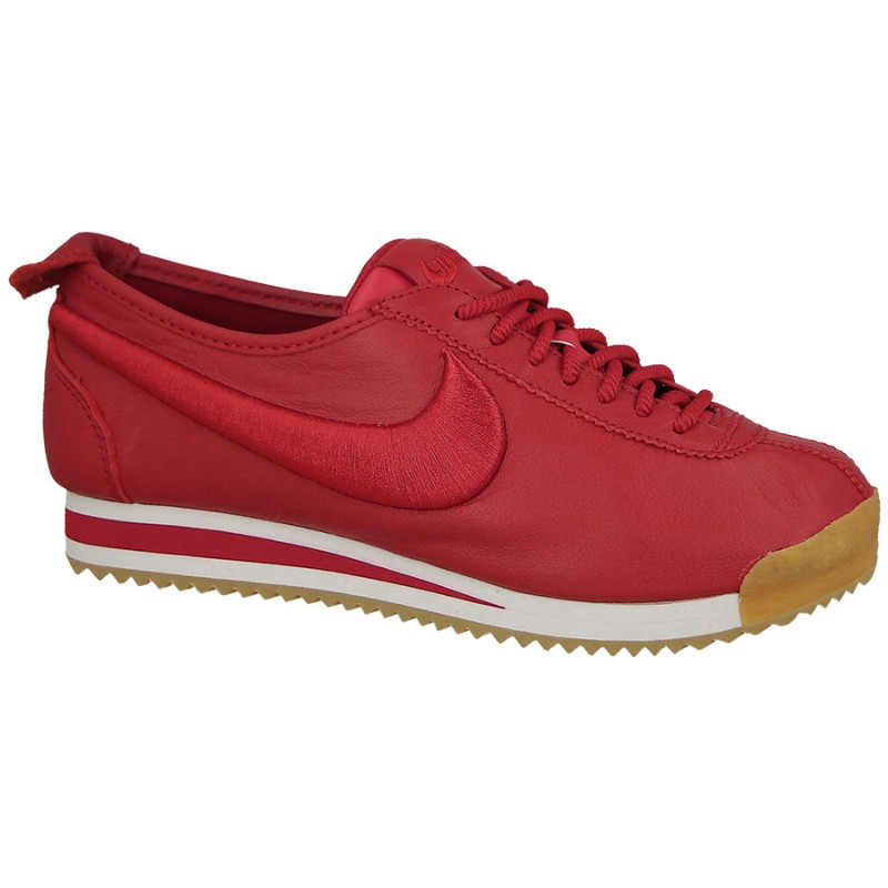 Nike Women's Cortez '72 SI 881205-600 Red ,White ,Brown