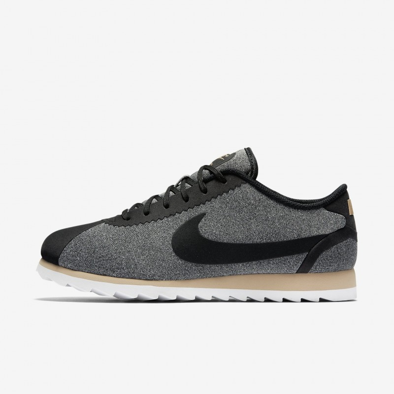 Nike Women's Cortez Ultra SE 859540-001 Black ,White