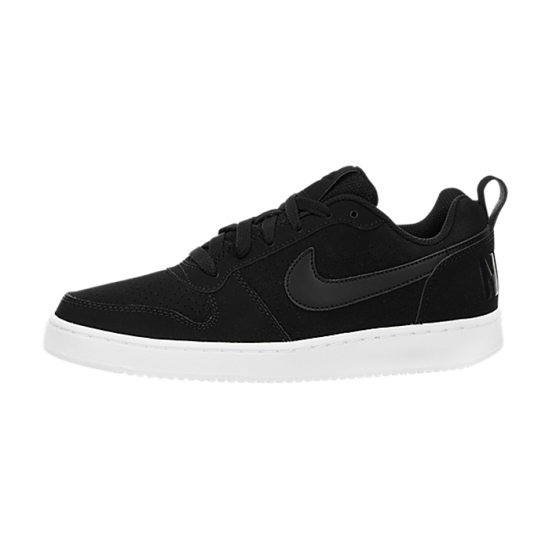 Nike Women's Court Borough Low 844905-001 Black ,White