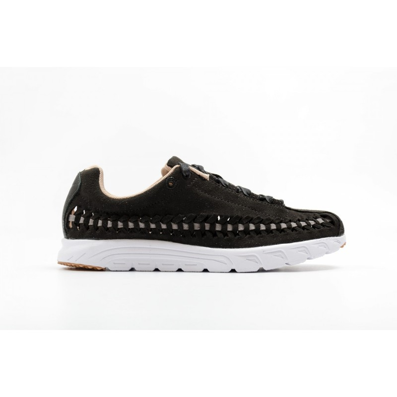 Nike Women's Mayfly Woven 833802-002 Black ,Grey ,White