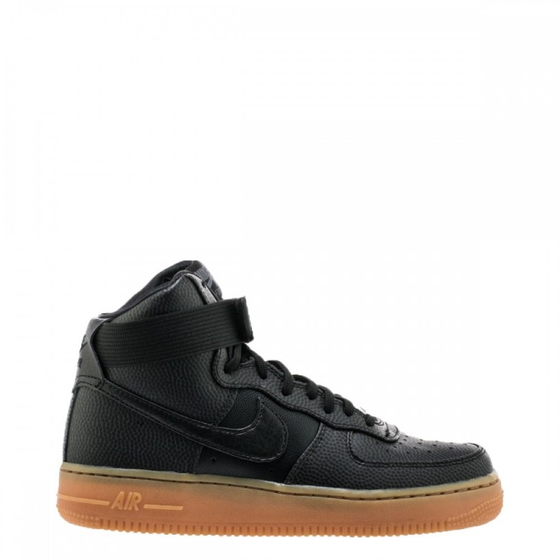 Nike Women's Air Force 1 High SE 860544-002 Black ,Grey