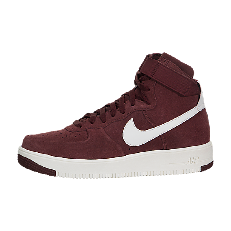 Nike Air Force 1 UltraForce High 880854-600 Red ,White