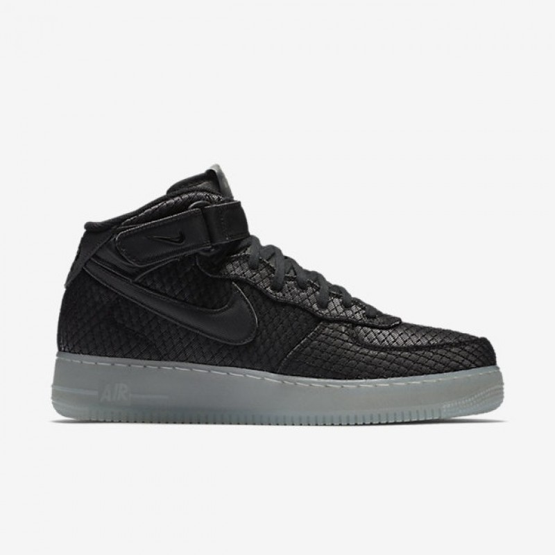Nike Air Force 1 Mid '07 LV8 804609-005 Black ,White