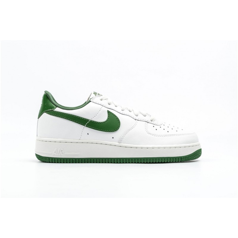 Nike Air Force 1 Low Retro 845053-101 White ,Green