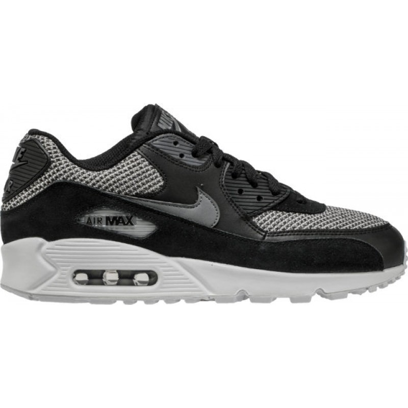 Nike Air Max 90 Essential 537384-075 Black ,Grey