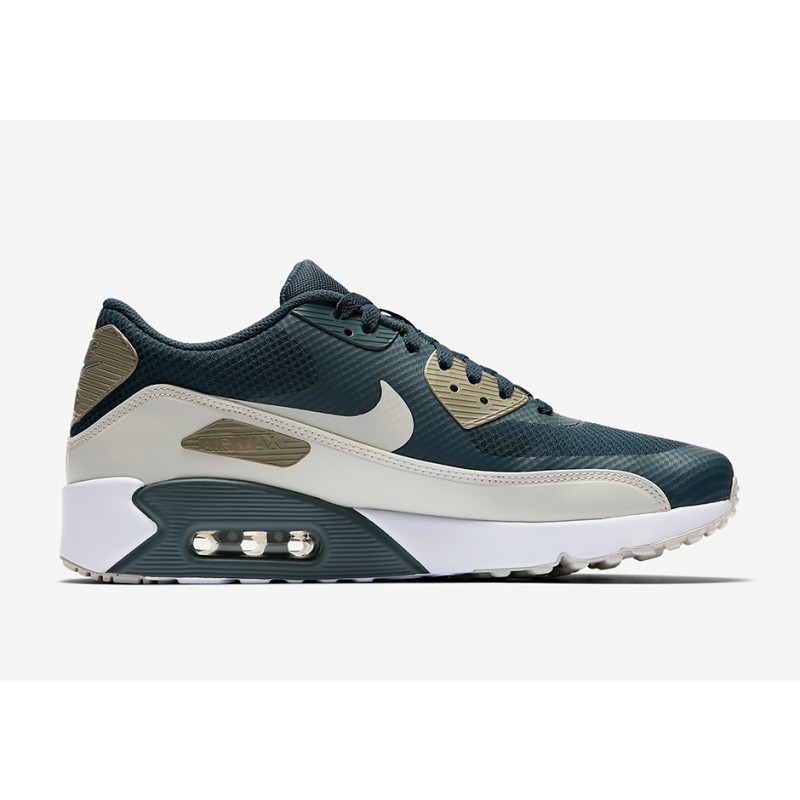 Nike Air Max 90 Ultra 2.0 Essential 875695-401 Blue ,White
