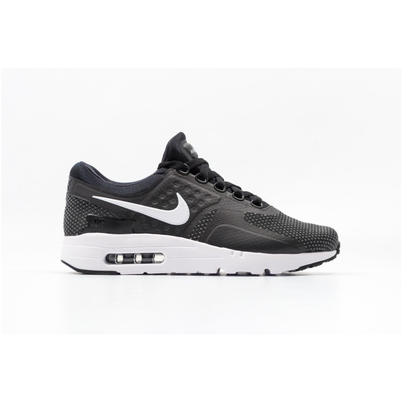 Nike Air Max Zero Essential 876070-004 Black ,White ,Grey