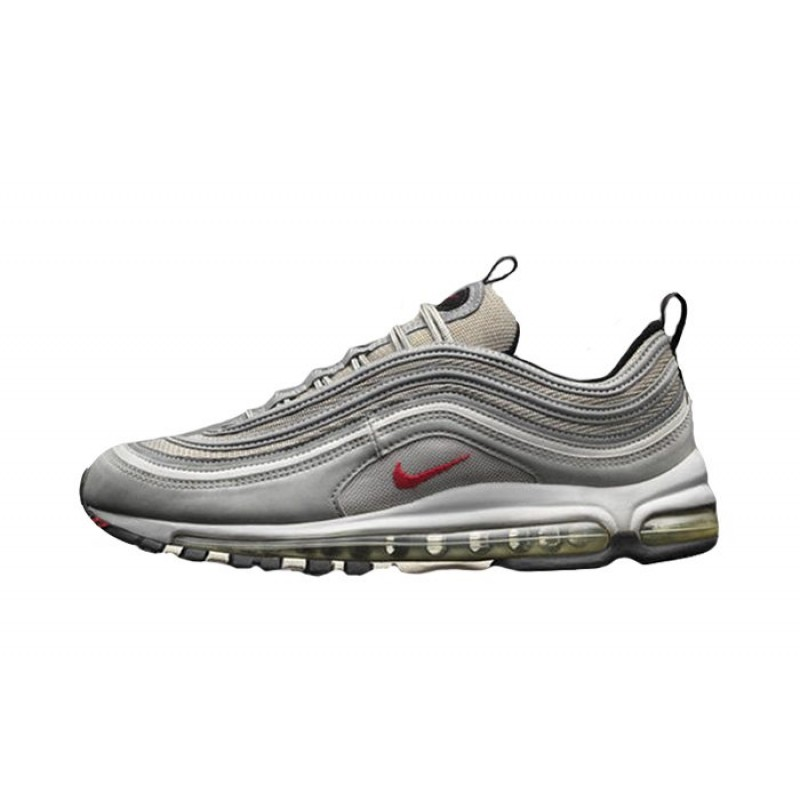 Nike Air Max 97 OG QS 884421-001 Red ,Black ,White