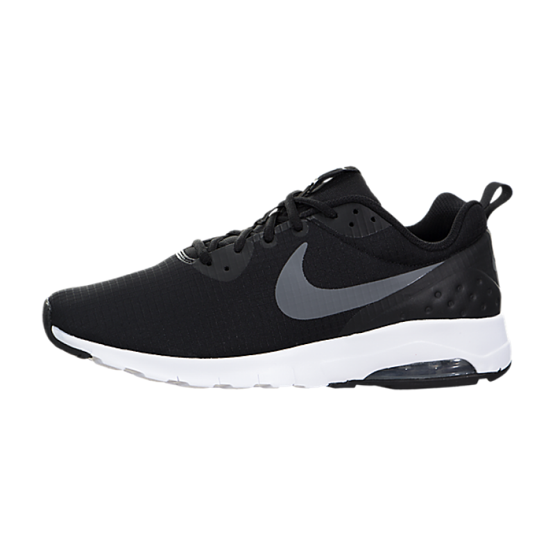 Nike Air Max Motion LW Premium 861537-002 Black ,Grey ,White ,Silver