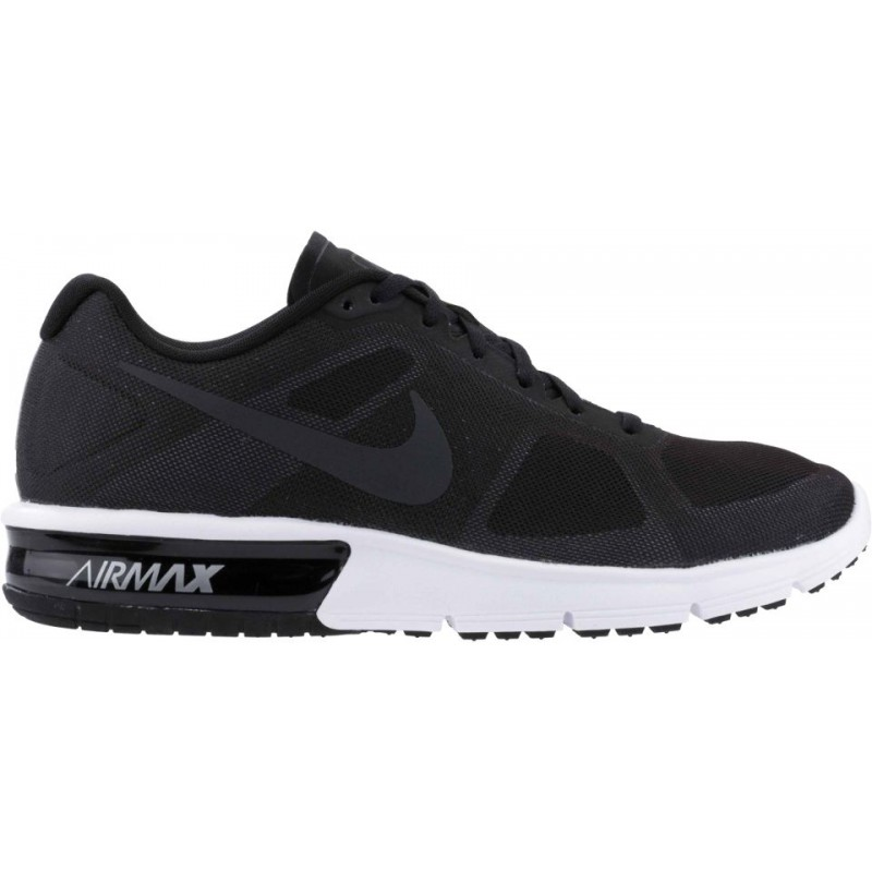 Nike Air Max Sequent 719912-009 Black ,Grey ,White