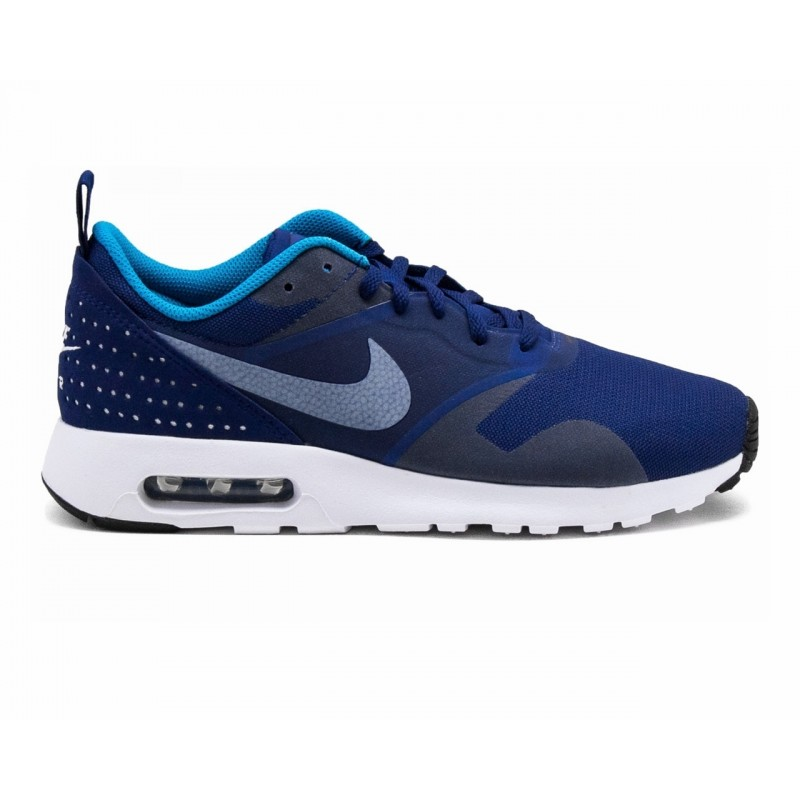 Nike Air Max Tavas 705149-405 Blue ,Black ,White
