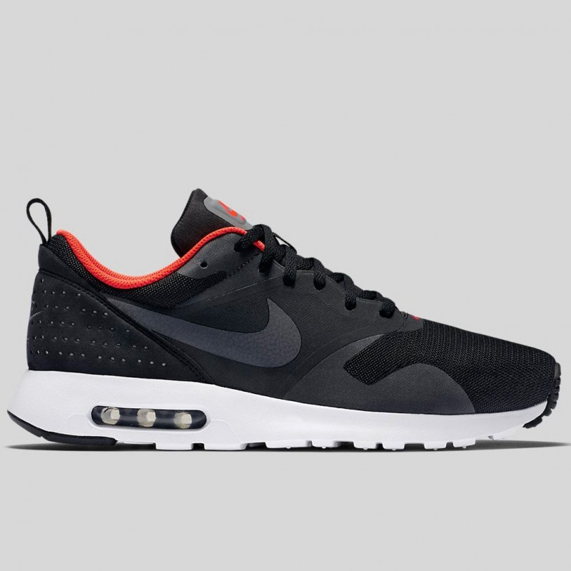 Nike Air Max Tavas 705149-008 Black ,White ,Grey
