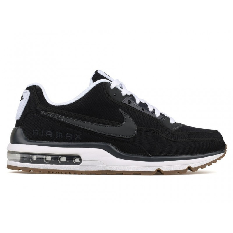 Nike Air Max LTD 3 TXT 746379-001 Black ,White