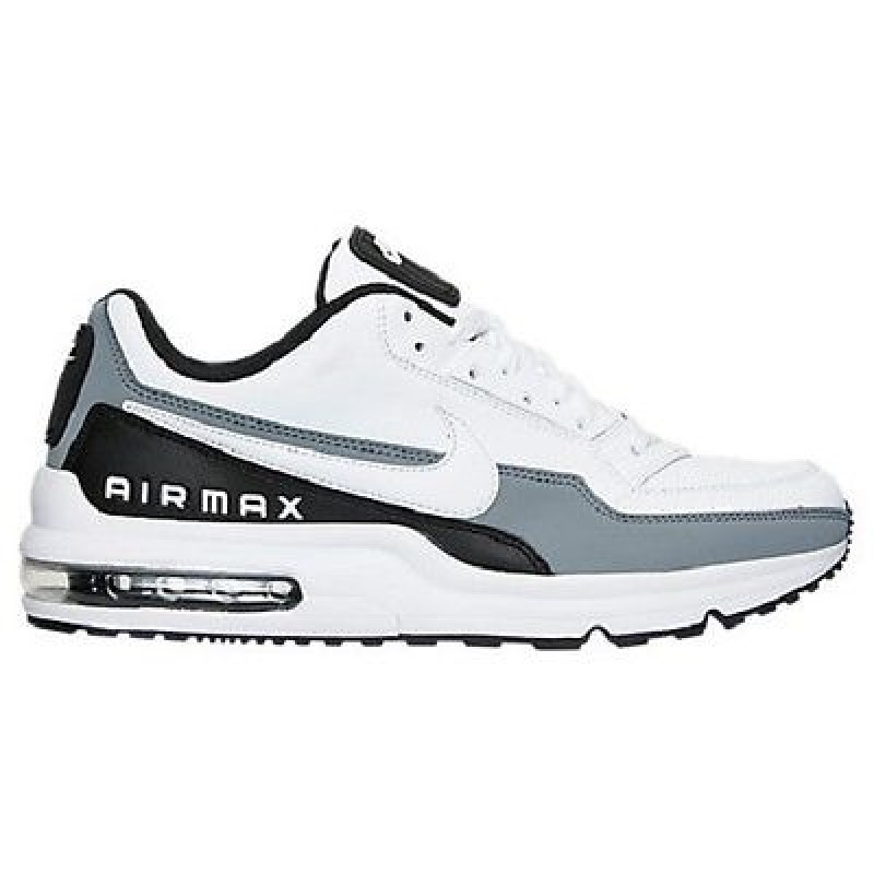 Nike Air Max LTD 3 687977-105 White ,Black ,Grey