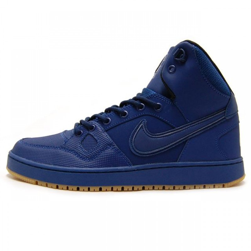 Nike Son Of Force Mid Winter 807242-400 Blue ,Black