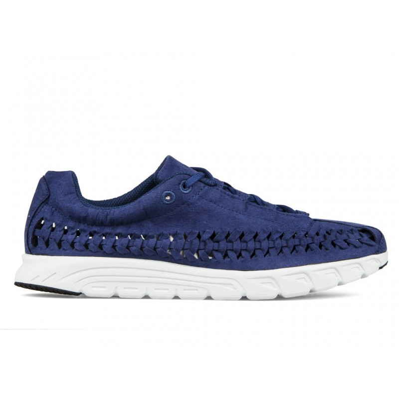 Nike Mayfly Woven 833132-400 Blue ,Black ,White