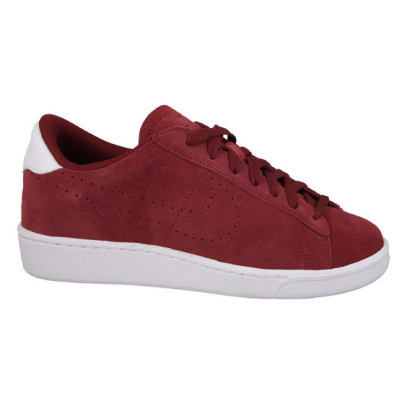 Nike Tennis Classic CS Suede 829351-601 Red ,White