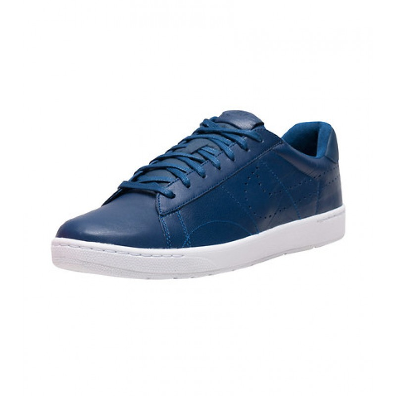 Nike Tennis Classic Ultra Leather 749644-400 Blue ,White
