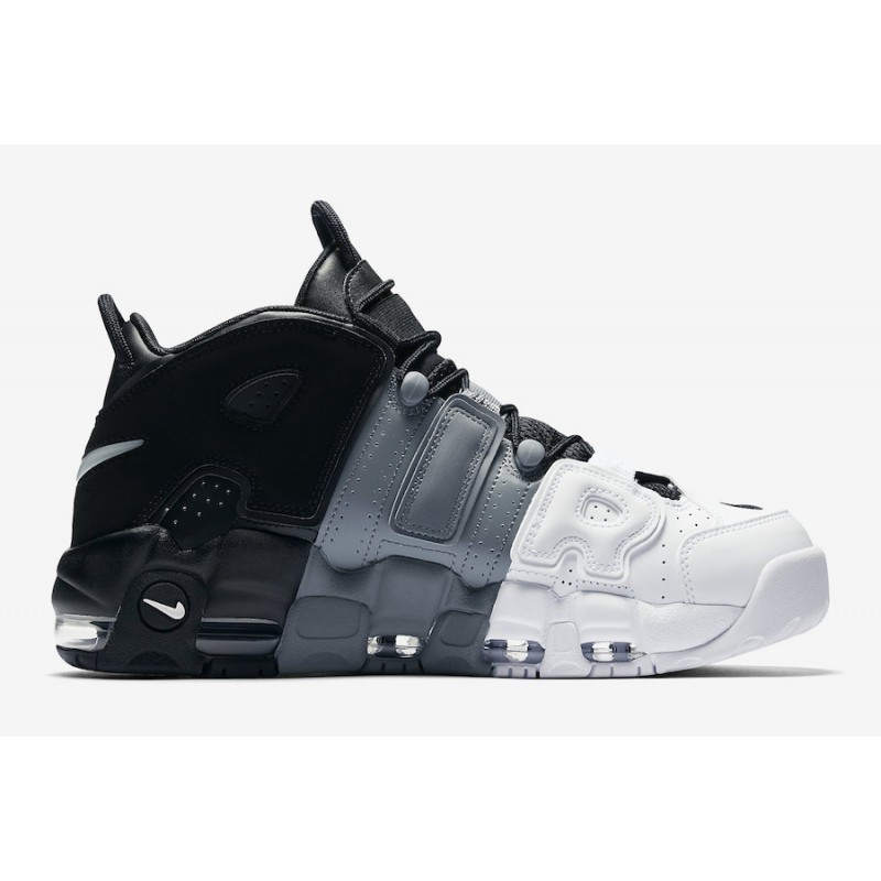 Nike Air Max 2 Uptempo '96Tri-Color921948-002 Black ,Grey ,White