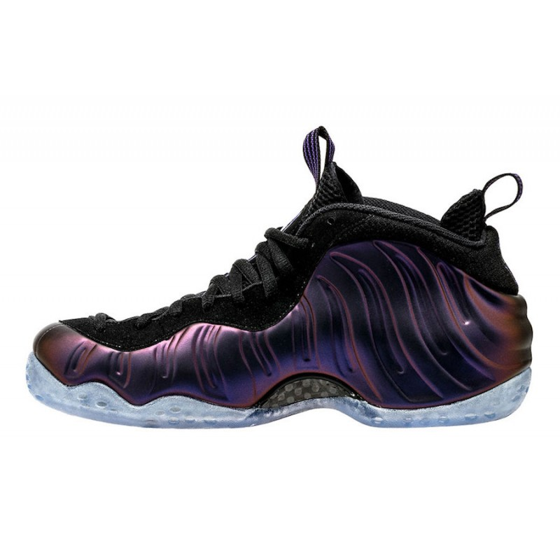 Nike Air Foamposite OneEggplant314996-008 Black ,Purple
