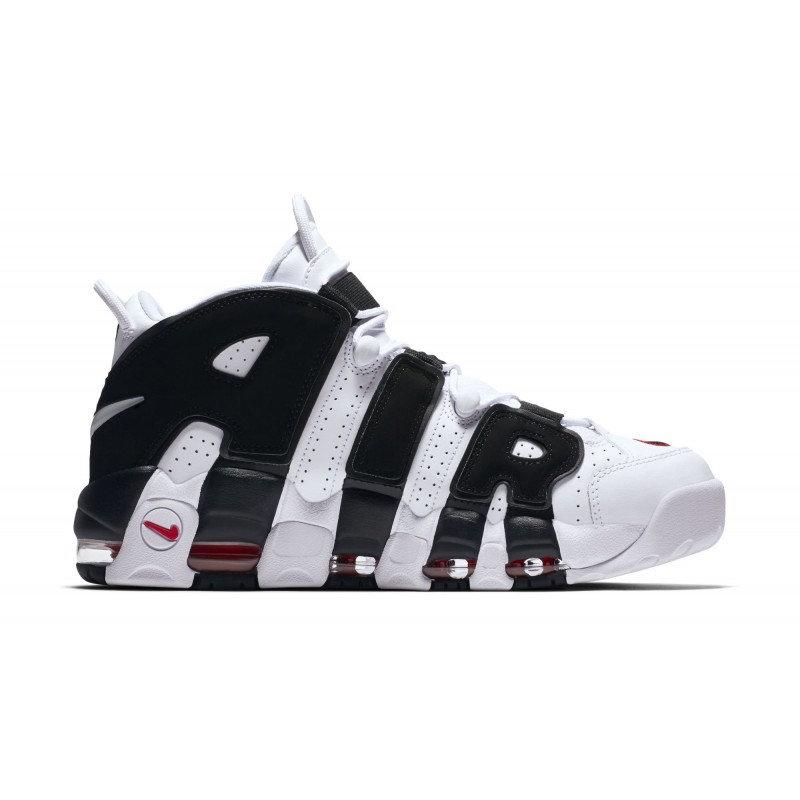 Nike Air Max 2 UptempoScottie Pippen414962-105 White ,Black ,Red