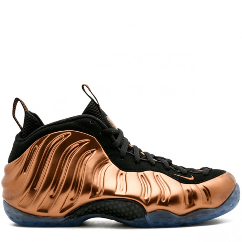 Nike Air Foamposite OneCopper314996-007 Black