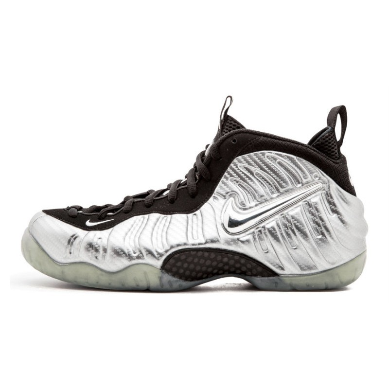 Nike Air Foamposite ProSilver Surfer616750-004 Silver ,Black