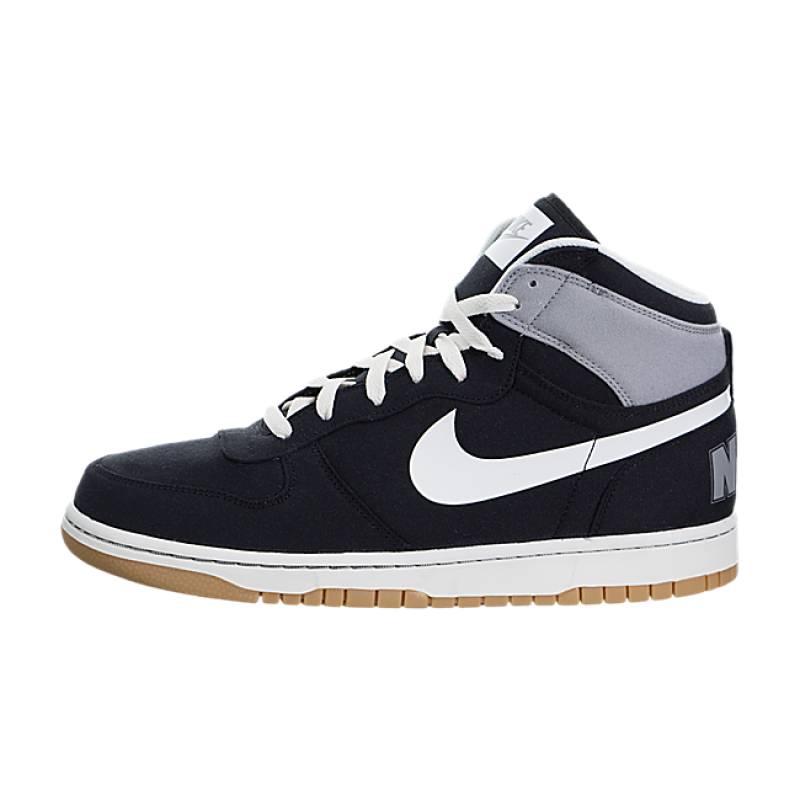 Nike Big Nike High Lux 854165-003 Black ,Silver