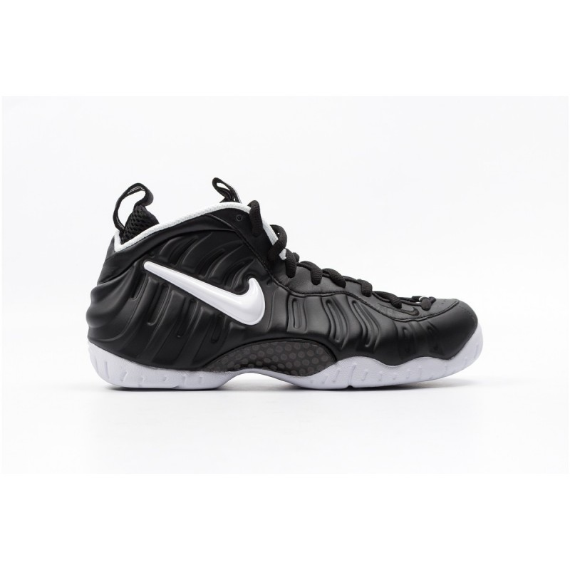 Nike Air Foamposite Pro 624041-006 Black ,White