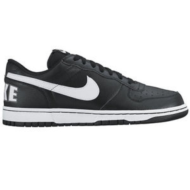 Nike Big Nike Low 355152-016 Black ,White