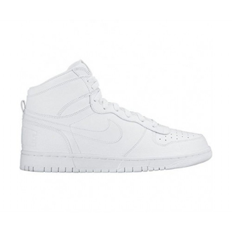 Nike Big Nike High 336608-119 White ,Black