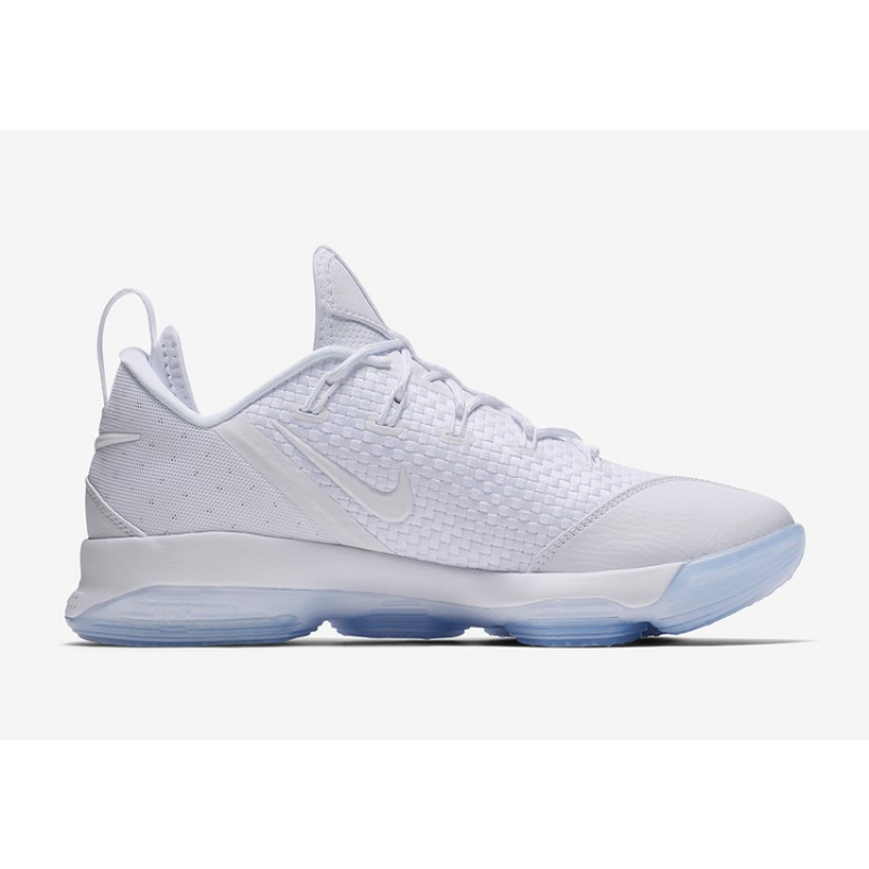 Nike LeBron XIV Low 878636-101 White
